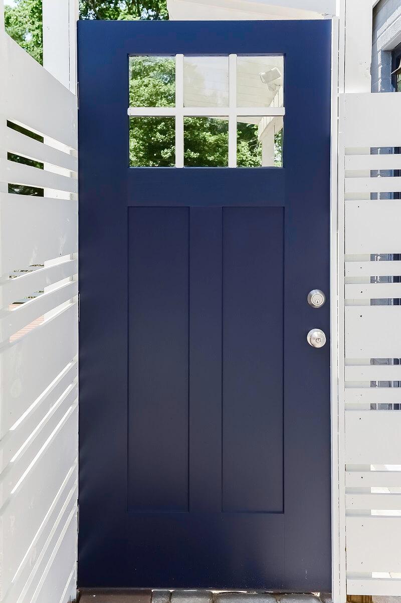 Yard Door