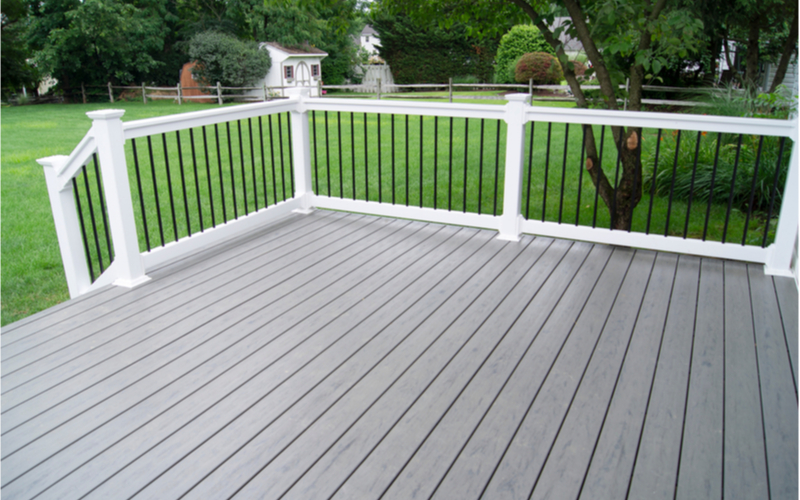 How To Clean Composite Decking Protect Your Investment Superior Deck And Fence